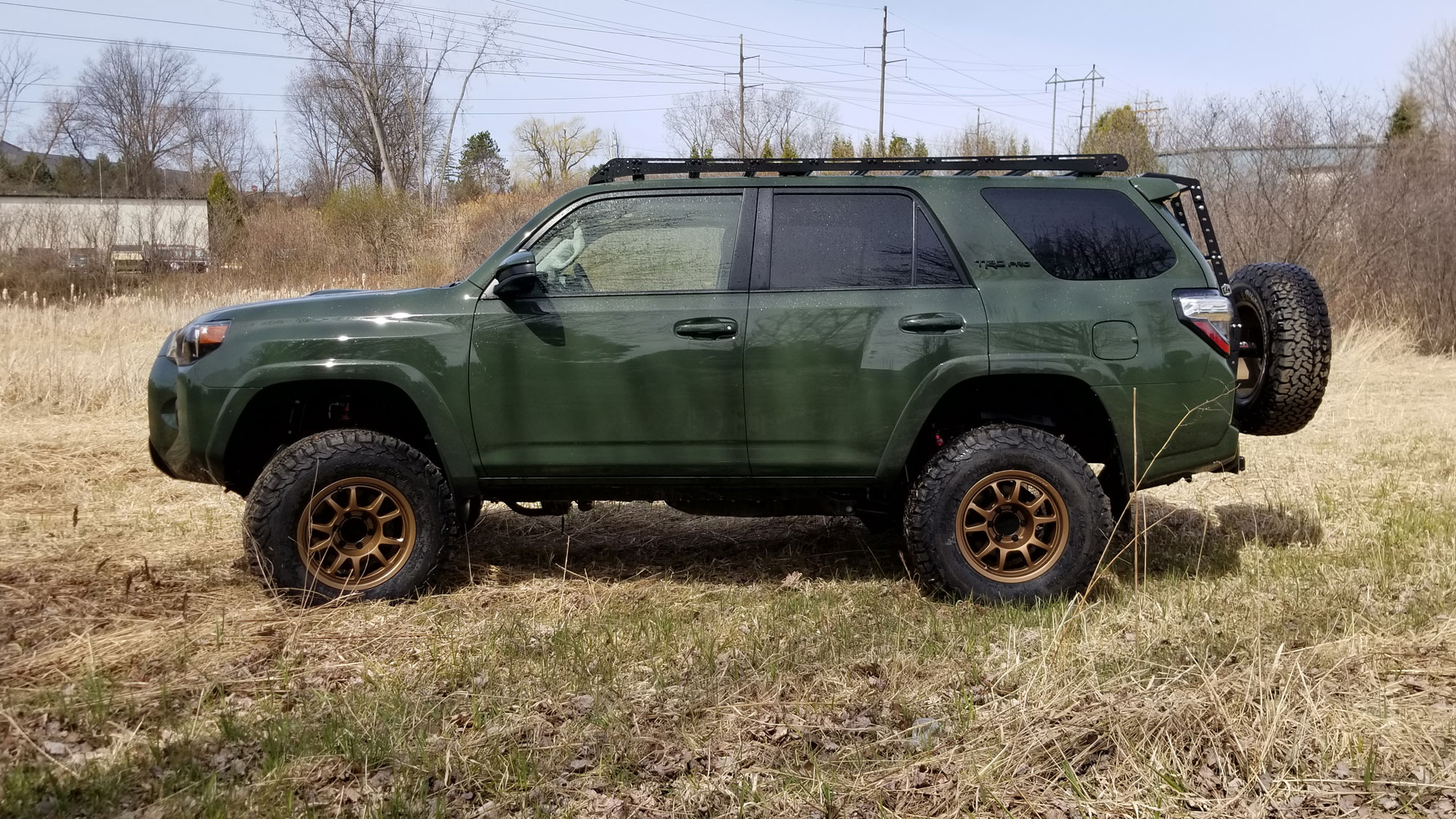 Lifted 2020 Toyota 4Runner